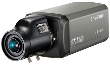 Samsung Day Night Box Camera