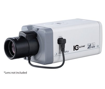 ICRealtime ICIP-3000CCD-W Box Security Camera