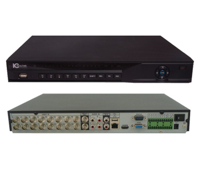 ICRealtime DVR – The 'Serenity FD1′ Range - Security CCTV Digital Video Recorder