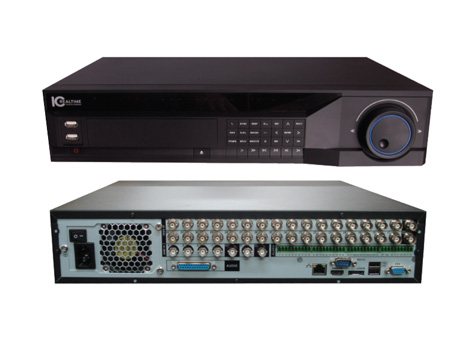 ICRealtime DVR – The 'Grand FD1′ Digital Video Recorder Range