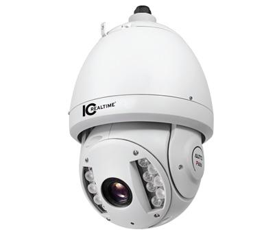 ICRealtime ICIP-2001HD-IR PTZ Camera