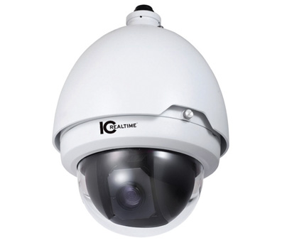 ICRealtime PTZ-1801/2801/3601WDR Security Camera