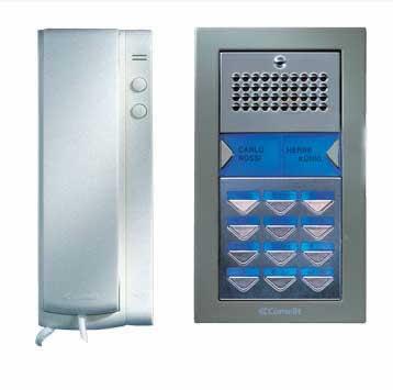Audio Intercom Systems for Multi Units