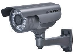 Spro SPQ60/2812R Home Surveillance Camera