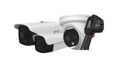 Temperature CCTV Cameras
