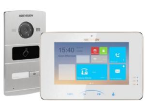 Audio / Video Intercom Network System
