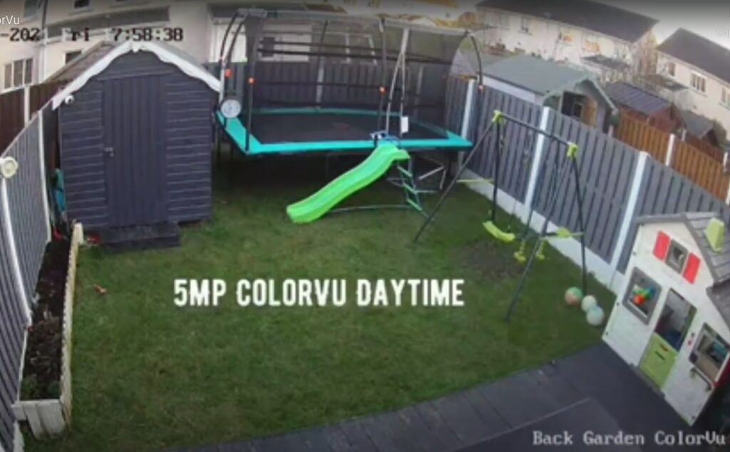 Residential CCTV